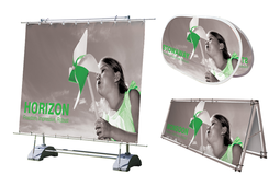 outdoor banners and display systems bristol