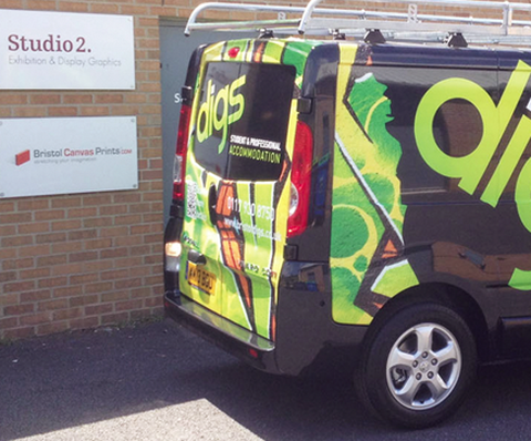 vehicle wrapping experts bristol and southwest