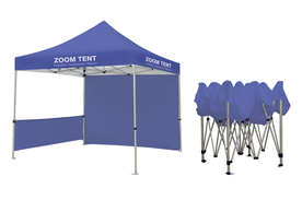 printed branded gazebos